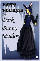 Holiday Card 07 by Bunnyko