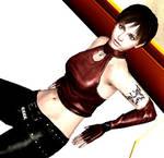 Resident evil- Rebecca by KikiSuBunny