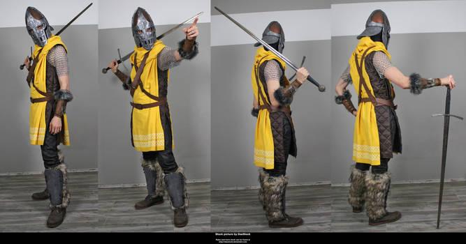 Skyrim Guard 2 by DaeStock
