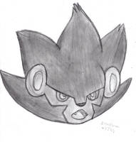 Luxray by DrChrisman