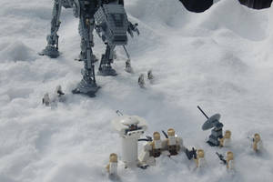 Outgunned on Hoth by DrChrisman