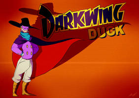darkwing duck by Toxandreev