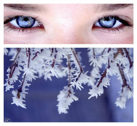 Miss Winter. by taste-the-way-i-am