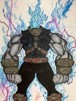 Legion: Hell's Juggernaut by Azreal2156