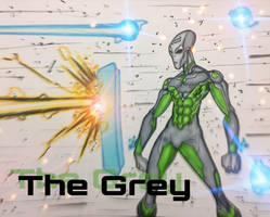 The Grey  by Azreal2156