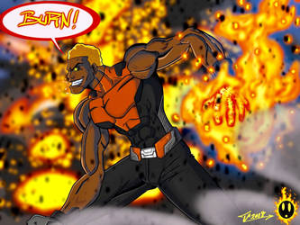 Burn it all down!!! by Azreal2156