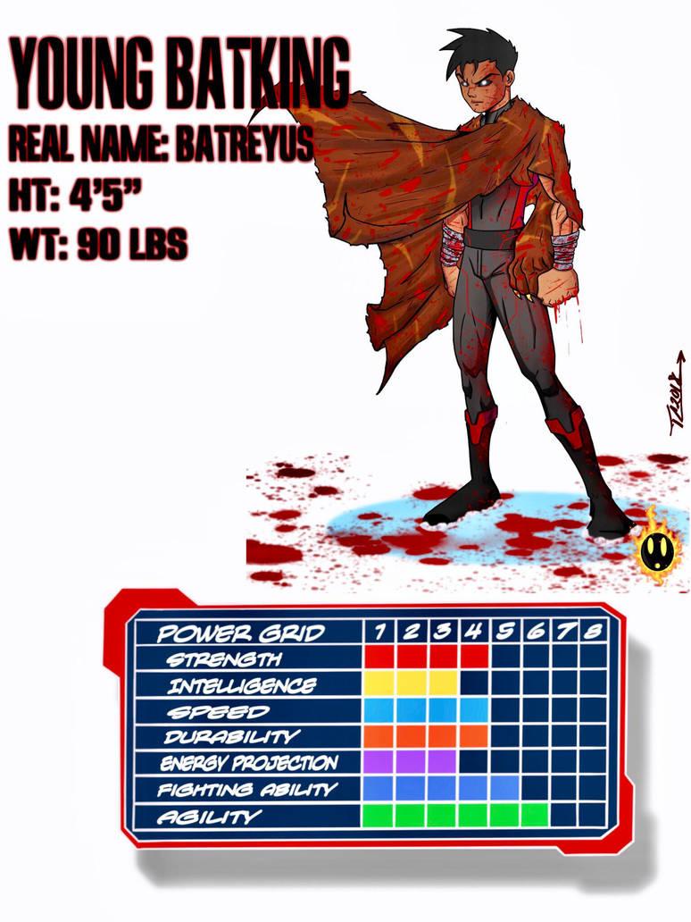 Young Batreyus stats  by Azreal2156