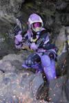Tali'Zorah from Mass Effect by IceDragonCosplay