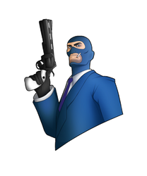 Spy by RustyMachine