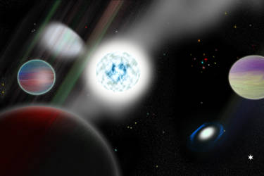 Pulsar Planets by TheDarkestNight51