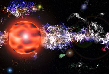 Cosmic Environment by TheDarkestNight51