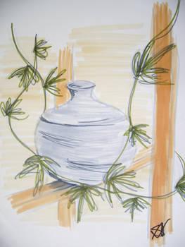 Jar by A-mieke