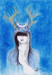 Luna by ImaginationGoingWild