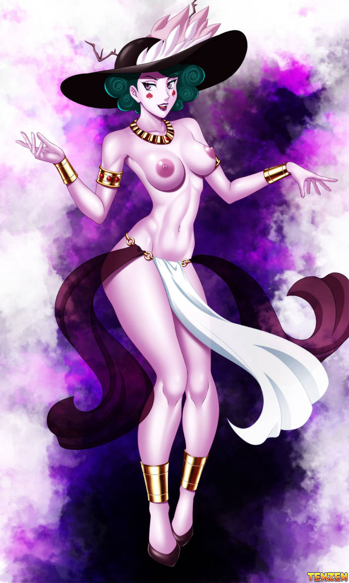 Queen Eclipsa by Tenzen-Hentai