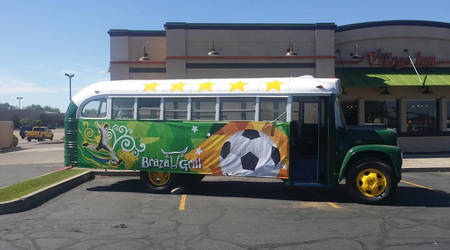 The Braza Bus by Austin7Hearts