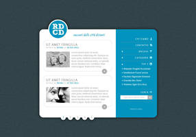 RDCD Blog Template by dakooles1