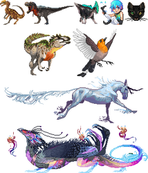 some pixels by Sourful