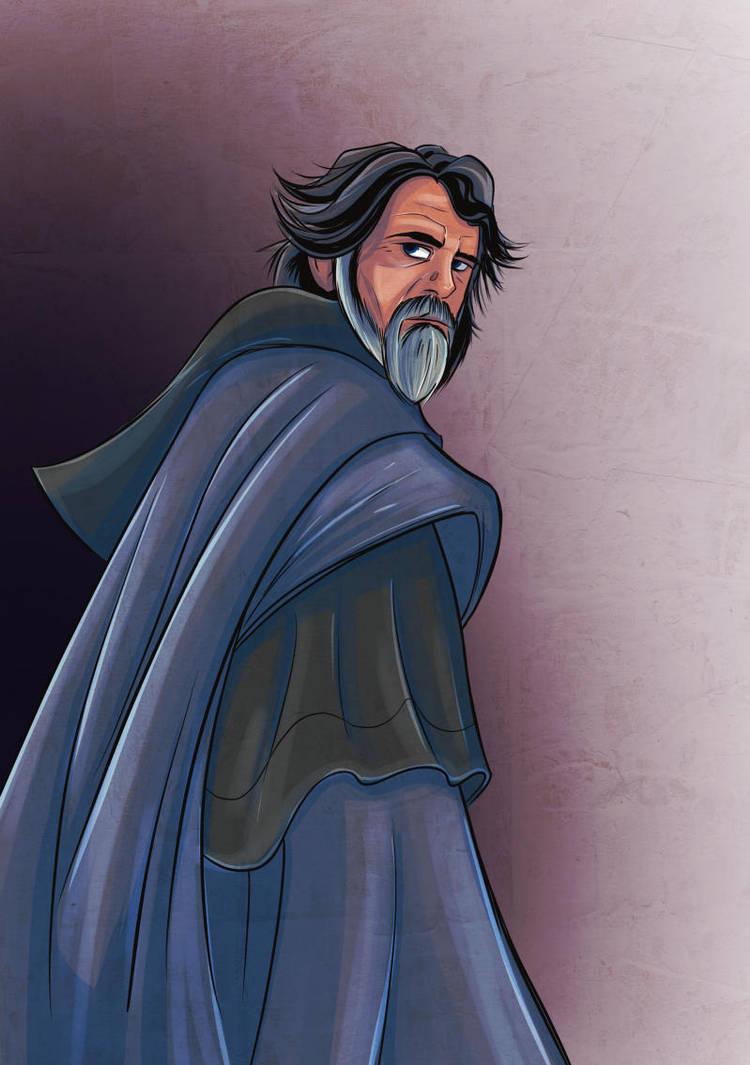 The Last Jedi by Nepath