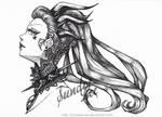 Empress Akiko by SundaeLee
