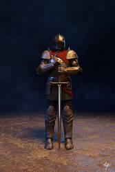 Knight by darkMyke