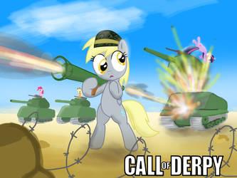 Call Of Derpy by Shutterflye