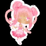 [AT]Pink sweetheart~ by LapisLoli
