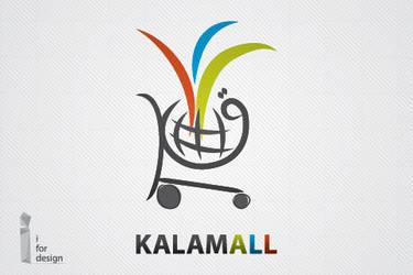 KALAMALL logo by i4dez