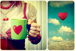 cup of love by screemgirl