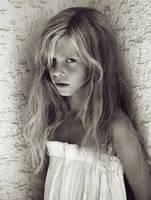 white dress by Adochka