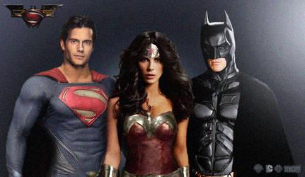 DC Trinity by NigelHalsey