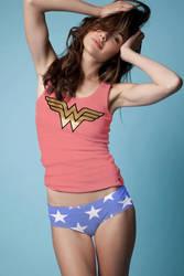 Meet Wonder Woman by NigelHalsey