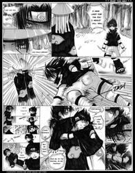 Sasuke's Ultimate Revenge by shiawase-chan