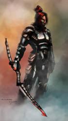 TOS era Klingon redesign by vijil
