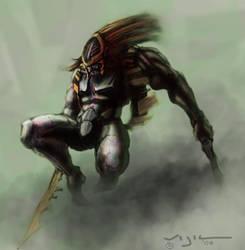 Klingon redesign by vijil