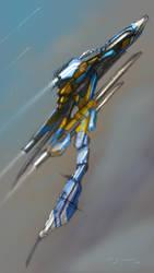 space ship by vijil