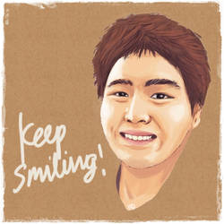 Keep Smiling! by hype1521
