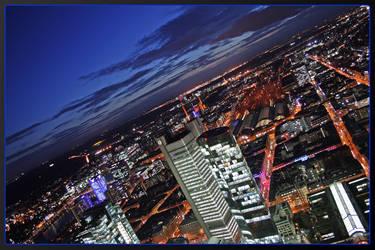 Frankfurt by westi74