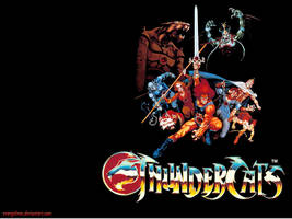 Thundercats Classic by evangelinos