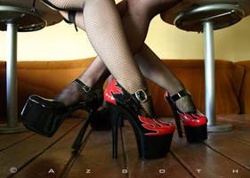 Walk on by.... by Azgoth