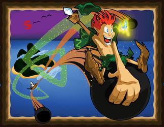 Peter Pan by kudoze