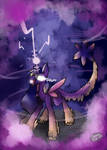 The Great Force {COMMISSION} by Ne-wt