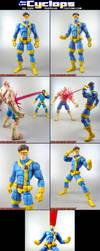 Custom Jim Lee Cyclops 2008 by KyleRobinsonCustoms