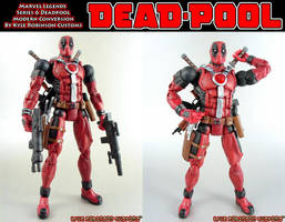 Deadpool Modern Mod 2008 by KyleRobinsonCustoms