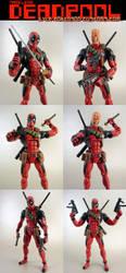 Custom Maskless Bowen Deadpool by KyleRobinsonCustoms