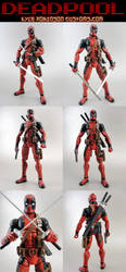 NEW Bowen Deadpool Custom by KyleRobinsonCustoms