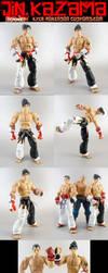 Tekken Custom Jin Kazama by KyleRobinsonCustoms