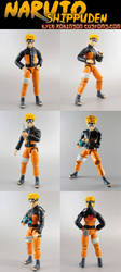 Naruto Shippuden Custom by KyleRobinsonCustoms