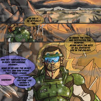 Mass Effect: Resurrection Rannoch Page 1 by TidyWire