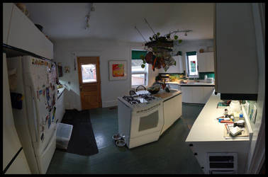 kitchen by annesjoyce