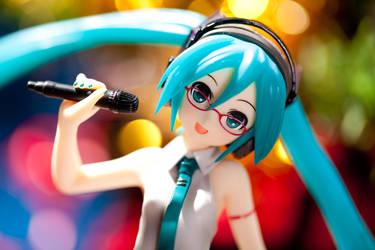 MIku song by Snowveil